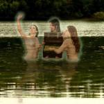 Nackte Mythen: Rheintöchter